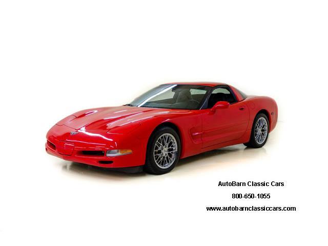 2003 Chevrolet Corvette | 902915