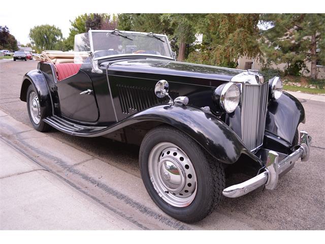 1952 MG TD | 902935