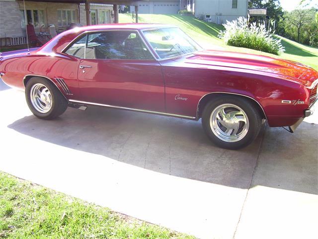 1969 Chevrolet Camaro | 902936
