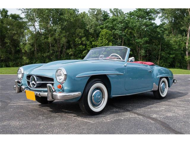 1962 Mercedes-Benz 190SL | 902943