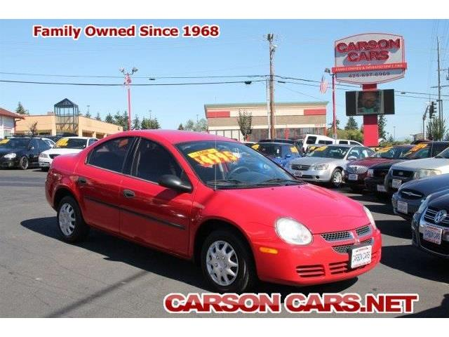 2004 Dodge Neon | 900296