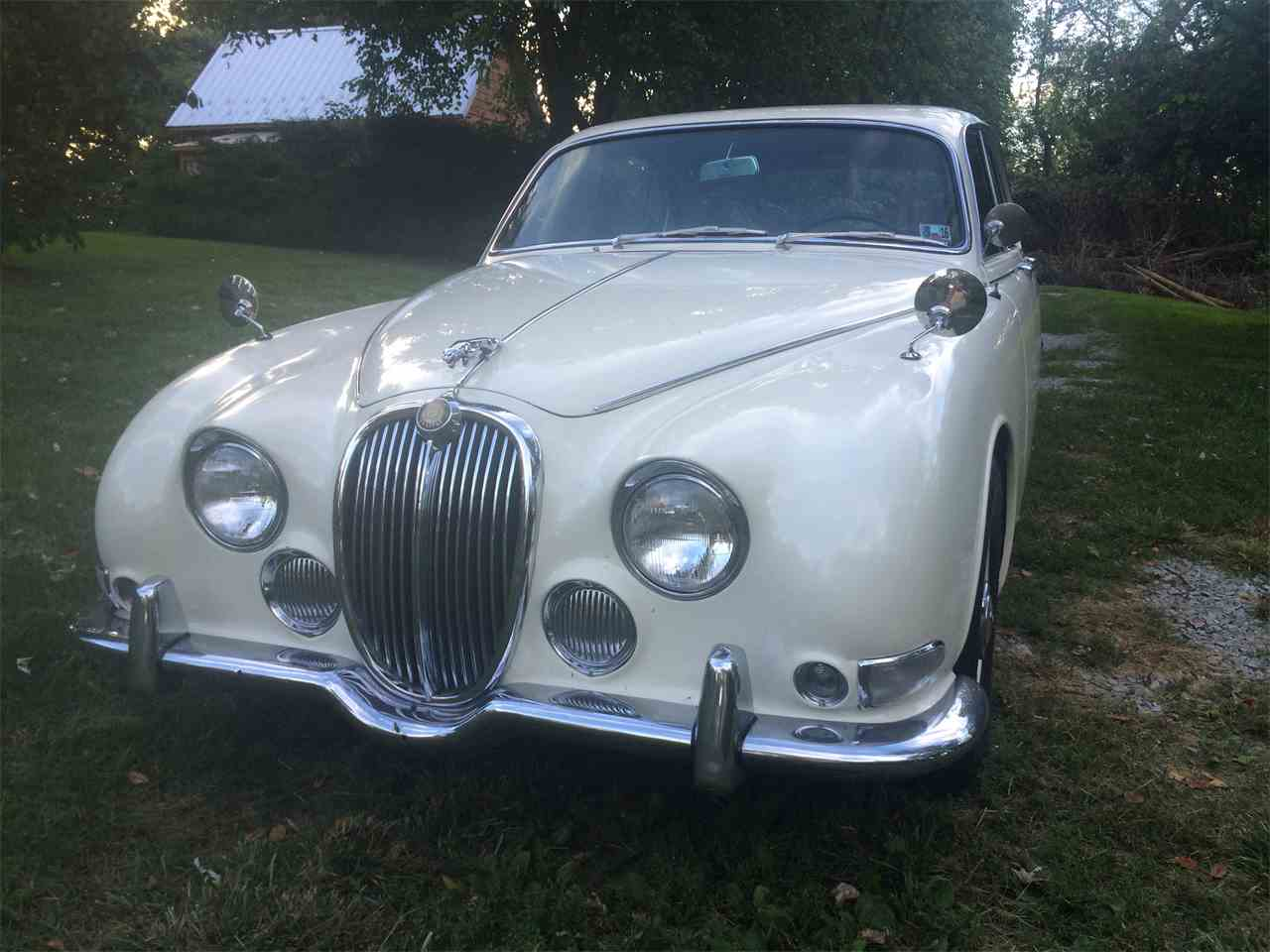 1965 to 1967 Jaguar SType for Sale on ClassicCarscom  1 Available