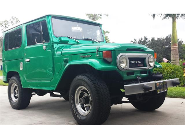 1978 Toyota Land Cruiser BJ | 902976