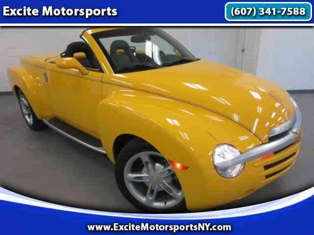 2004 Chevrolet SSR | 900299