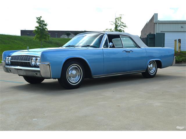 1962 Lincoln Continental | 902990