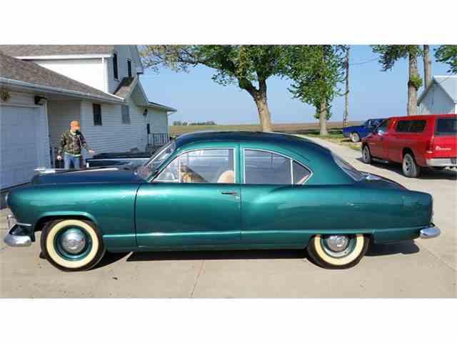 1951 Kaiser 2-Dr Sedan | 902995