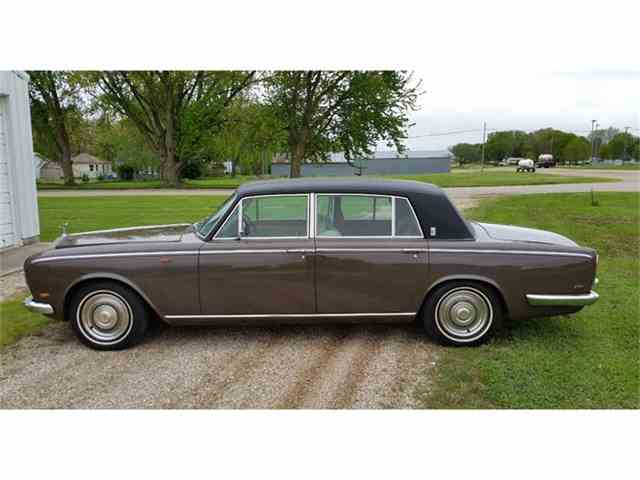 1969 Rolls-Royce Silver Shadow | 902996