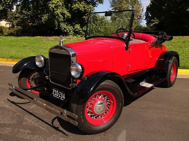 1927 Ford 2 Door Roadster | 900300