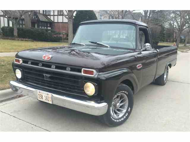 1966 Ford F100 | 903000