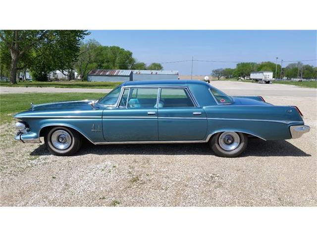 1963 Chrysler 4-Dr Sedan | 903002