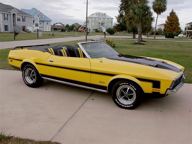 1972 Ford Mustang   903011