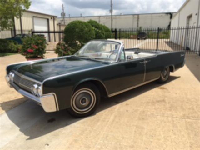 1963 Lincoln Continental | 903020