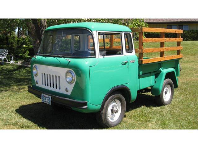 1959 Willys Jeep FC-150 | 903027