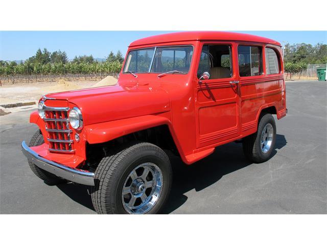 1952 Willys Wagoneer | 903033