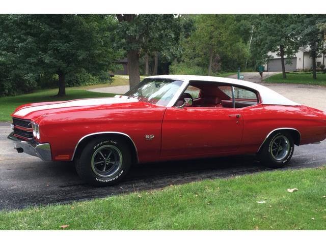 1970 Chevrolet Chevelle SS | 903035