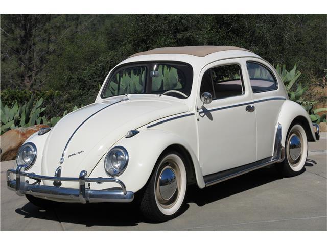 1958 Volkswagen Beetle | 903044