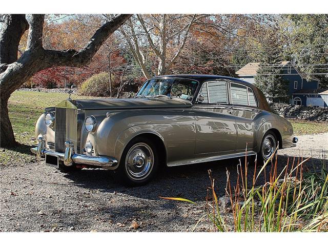 1961 Rolls-Royce Silver Cloud II | 903050