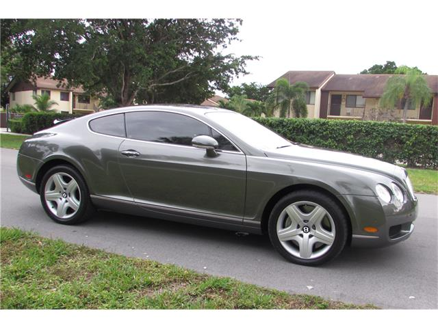 2004 Bentley Continental | 903060