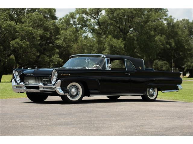 1958 Lincoln Continental Mark III | 903062