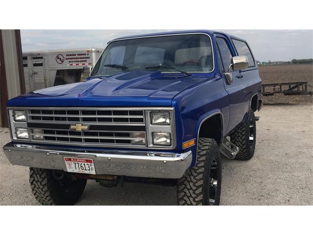 1986 Chevrolet Blazer | 903065