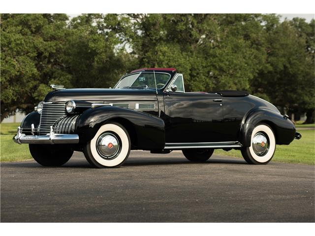 1940 Cadillac Series 62 | 903071