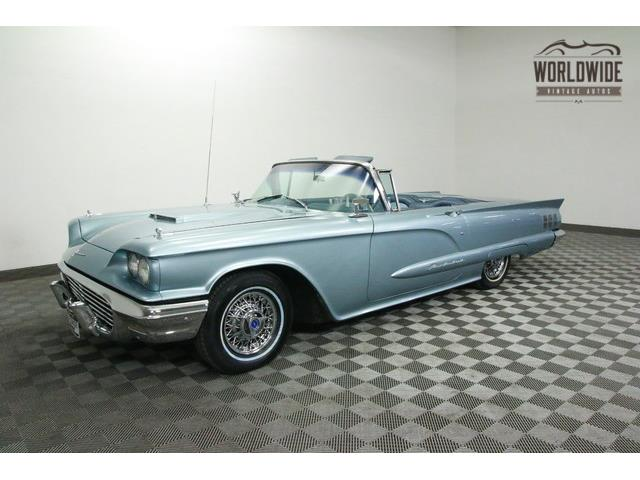 1960 Ford Thunderbird | 903078