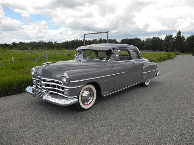 1950 Chrysler Royal | 900308