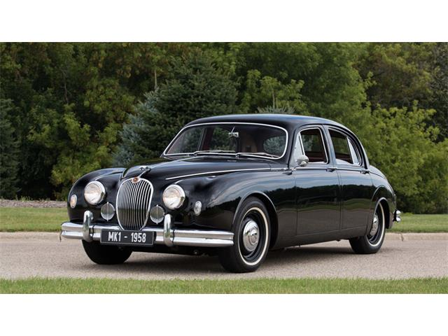 1958 Jaguar Mark I | 903115