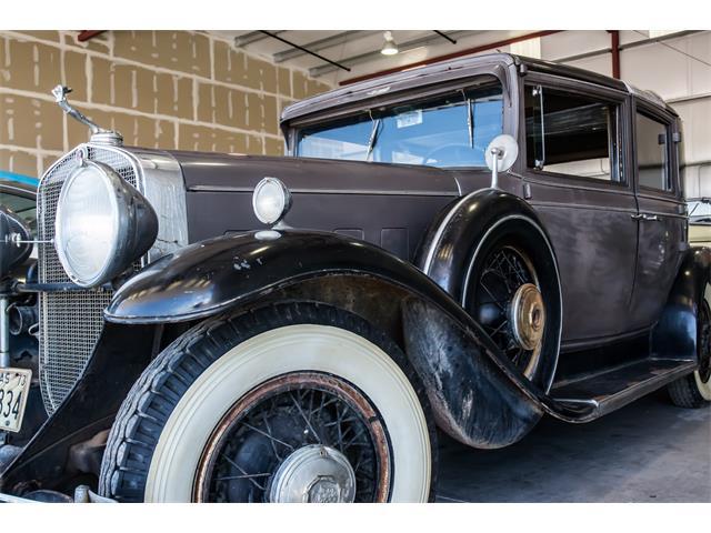 1931  Cadillac 4 door sedan | 903129
