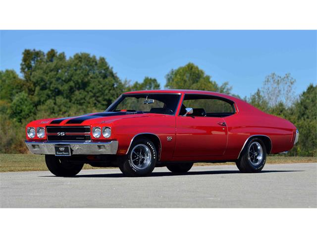 1970 Chevrolet Chevelle SS | 903136