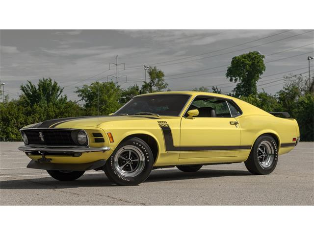 1970 Ford Mustang | 903139