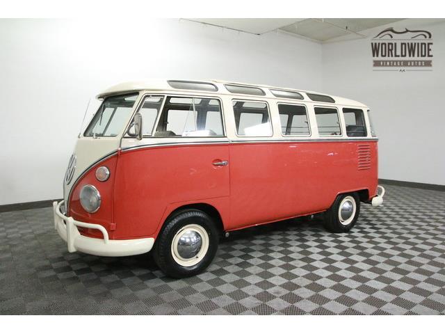 1963 Volkswagen Bus | 903142