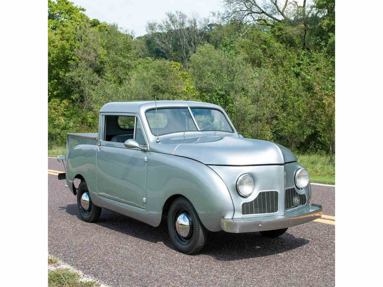 Large Picture of Classic 1947 Pickup Auction Vehicle - JCVD