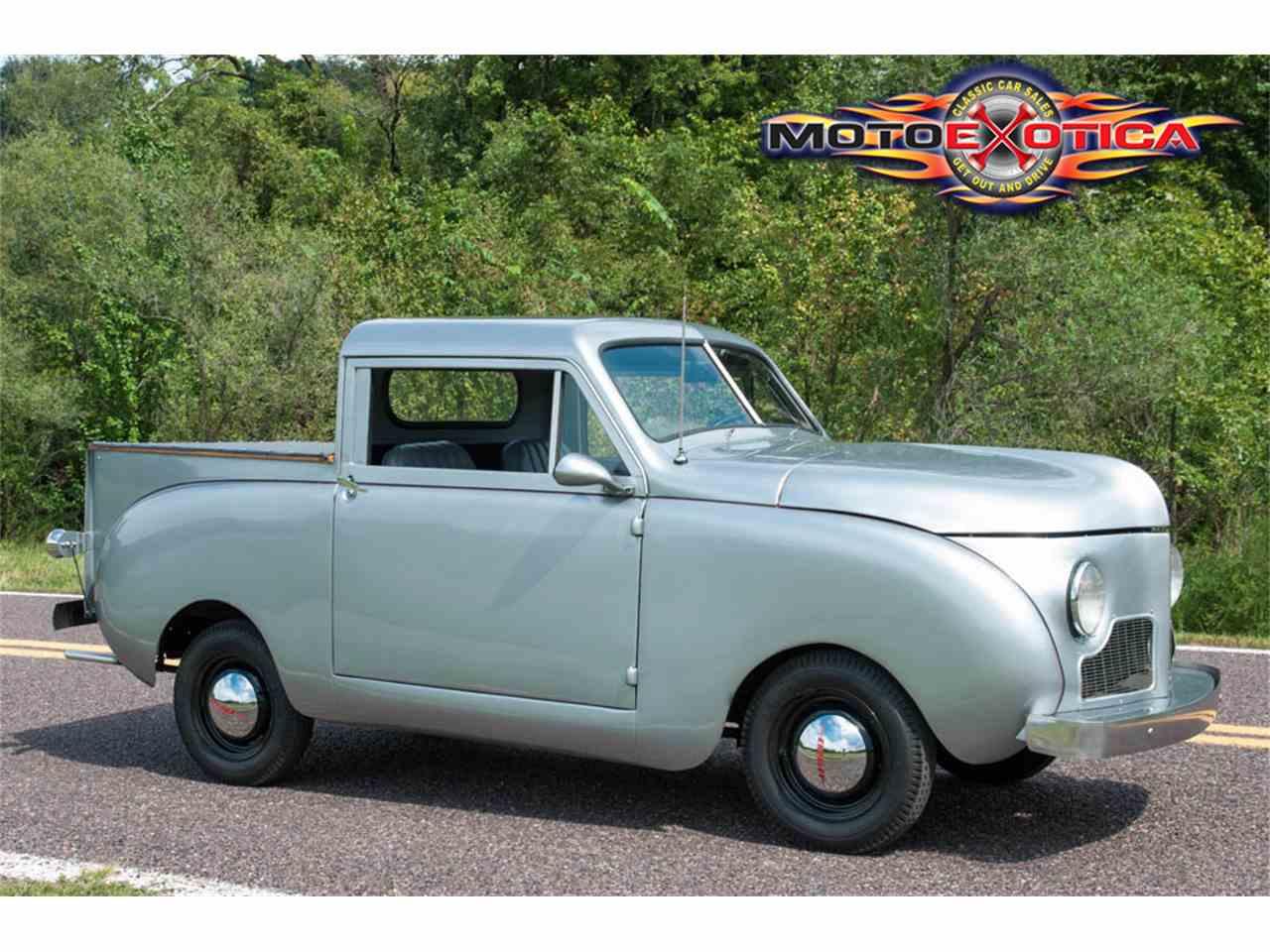1947 crosley pickup for sale cc 903145. Black Bedroom Furniture Sets. Home Design Ideas