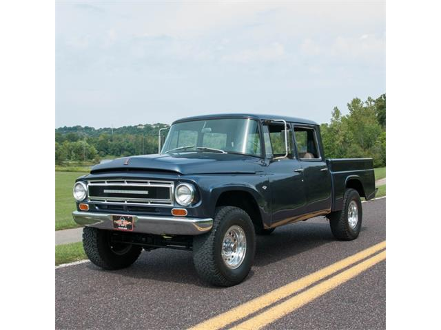 1967 International Harvester 100B Pickup | 903151
