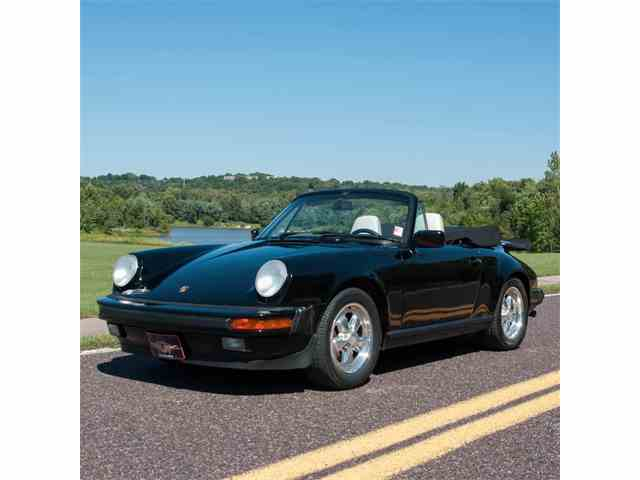1988 Porsche 911 Carrera Convertible | 903155