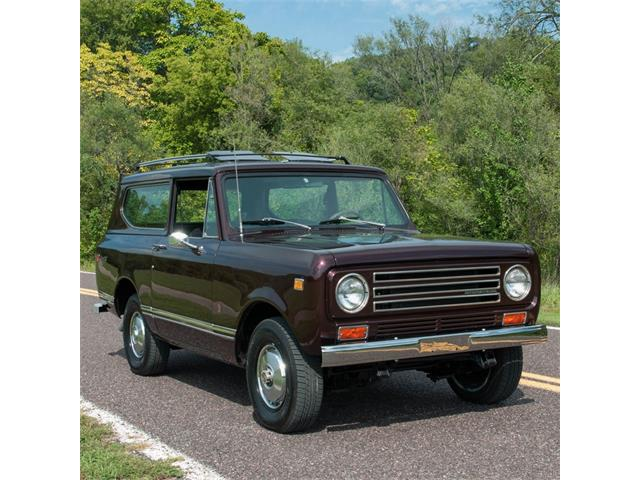 1972 International Harvester Scout II | 903157