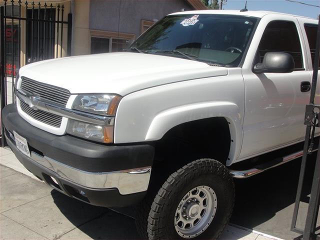 2004 Chevrolet Silverado 2500Work Truck 4dr Crew Cab Work Truck   903161