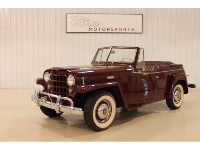 1948 Willys Jeepster | 903174