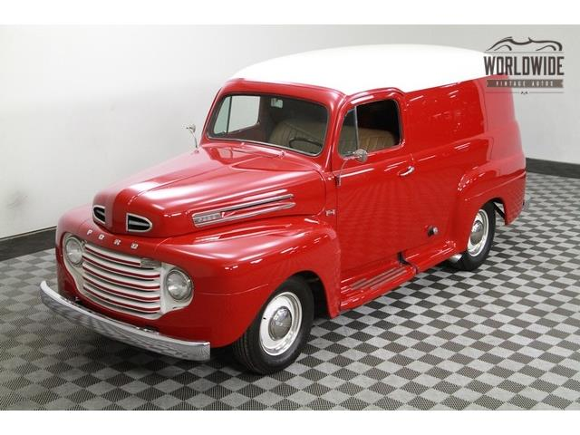 1949 Ford Panel Truck | 903177