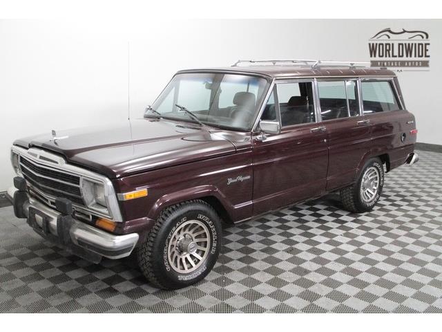 1989 Jeep Wagoneer | 903179