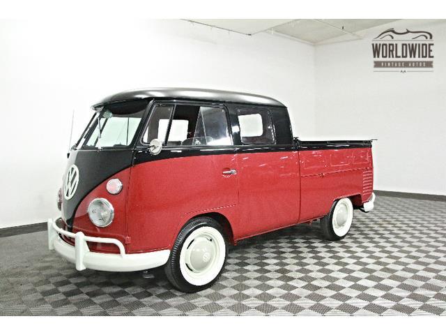 1962 Volkswagen Transporter | 903180