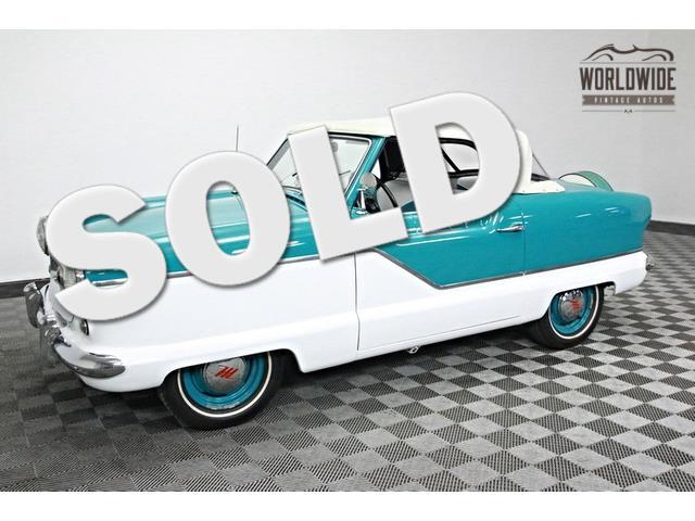 1958 Nash Metropolitan | 903186