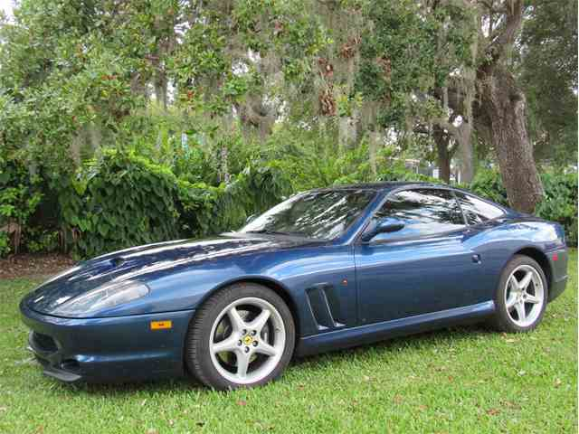 1998 Ferrari 550 Maranello | 900319