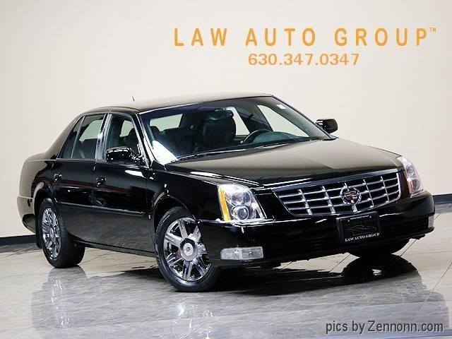 2007 Cadillac DTS LUXURY NAVIGATION | 903204