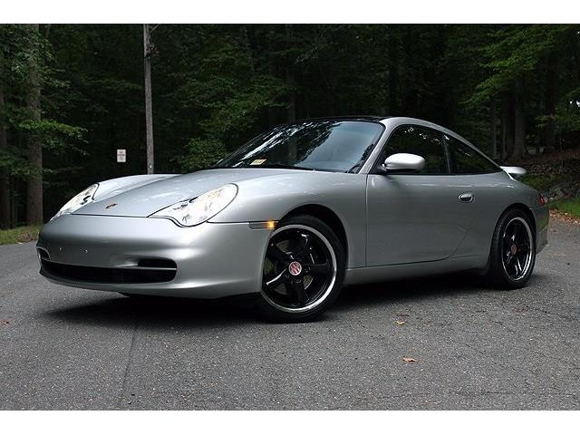 2002 Porsche 911 | 903218
