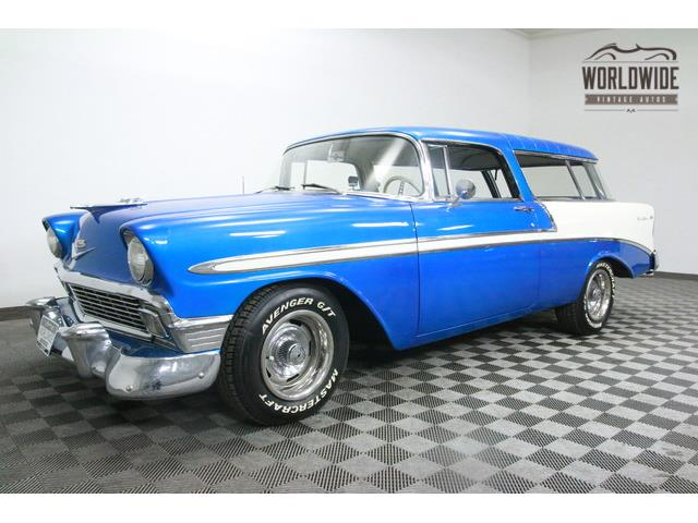 1956 Chevrolet Bel Air Nomad | 903224