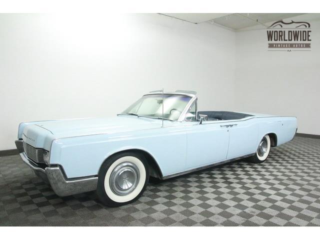 1967 Lincoln Continental | 903239