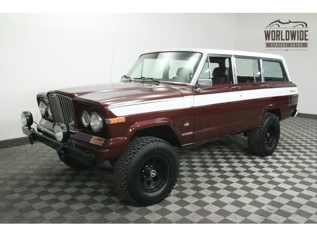 1988 Jeep Wagoneer | 903240