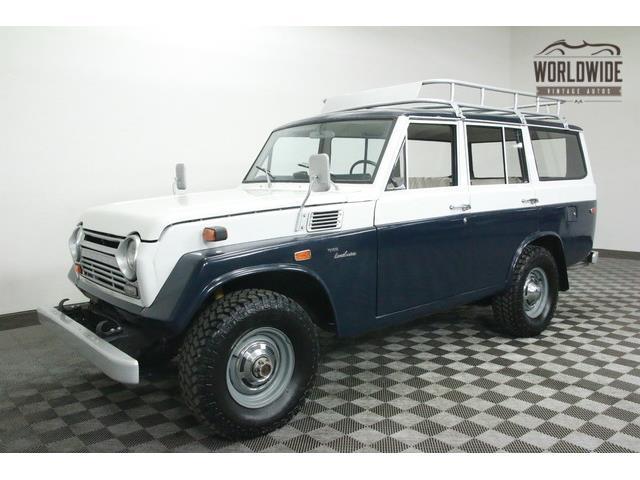 1968 Toyota Land Cruiser FJ | 903244